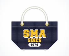 SMA40th ANNIVERSARY TOTE BAG